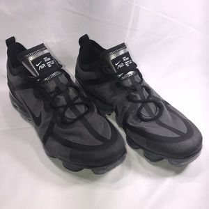 "NIKE AIR VaporMax 2019 ""GHOST BLACK"" Men's Sz 13"